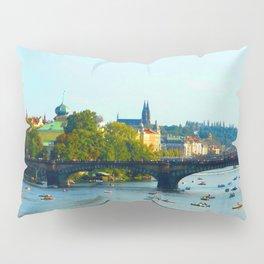 Vltava | Prague Pillow Sham