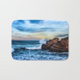 The surf Bath Mat