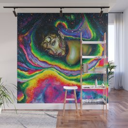 Colors within Wall Mural