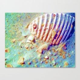 I Smell A Sea Schmell Canvas Print