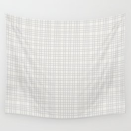 lines crossed Wall Tapestry