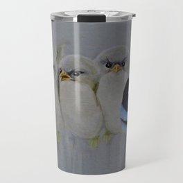 Grumpy Birds Travel Mug