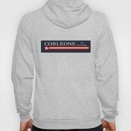 Corleone for President Hoody