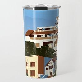 Casa Madrona Travel Mug