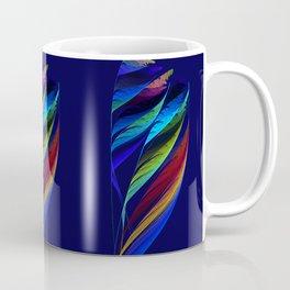 Fantasy Leaves Coffee Mug