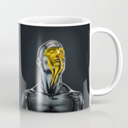 Love is the Only Gold Coffee Mug