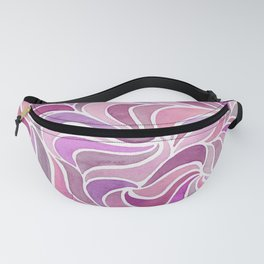 Currents - Rose Fanny Pack