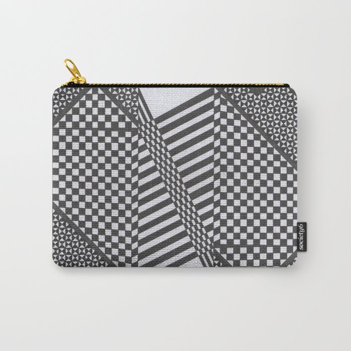 Twisted mind Carry-All Pouch