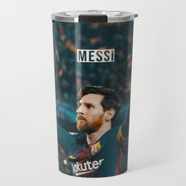 Lionel Messi Travel Mug