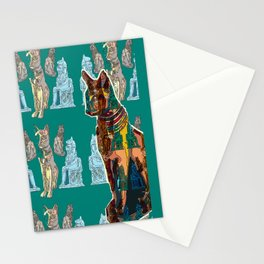 Miu... ('Cat' in old Egyptian) Stationery Cards