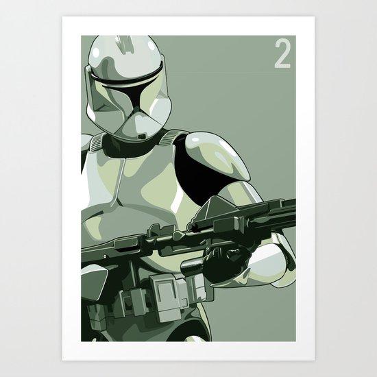Episode 2 Art Print