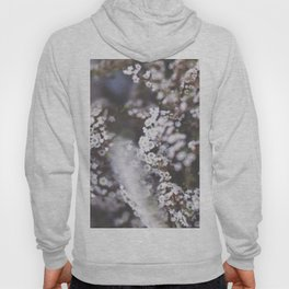 The Smallest White Flowers 01 Hoody