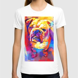 Bulldog 4 T-shirt