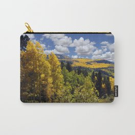 Autumn in New Mexico Carry-All Pouch
