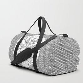 6 Sided Mandala Duffle Bag