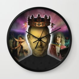 Think Different Wall Clock
