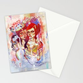 Siamese Cream Stationery Cards