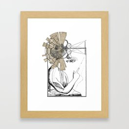 mindbody Framed Art Print
