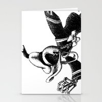 donald duck Stationery Cards featuring Donald Duck by Motohiro NEZU