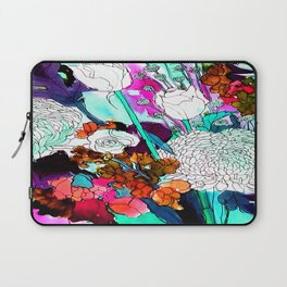 forest flowers 3 Laptop Sleeve