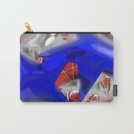 Fancy Ball Marble Art / GFTFancyBall056 Carry-All Pouch