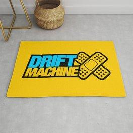 Drift Machine v1 HQvector Rug