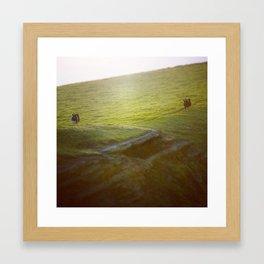 Point Reyes Sunrise Framed Art Print
