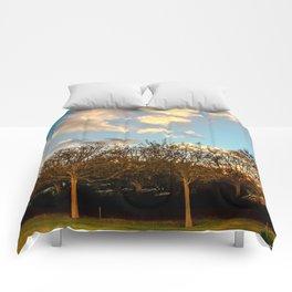 Getty Trees Comforters