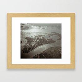 The Land 2 Framed Art Print