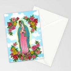 Maria De Los Muertos Stationery Cards
