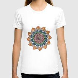 Egyptian Pterodactyl Dial T-shirt