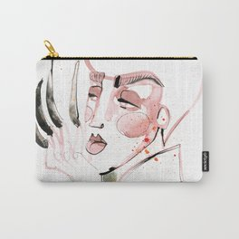 Long Nails in the House of Velour Carry-All Pouch