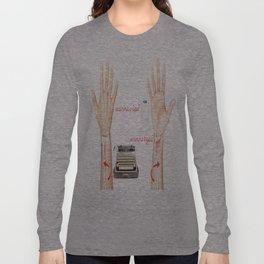 Wipe or Type? Long Sleeve T-shirt