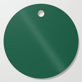 Teal The World (Green) Cutting Board