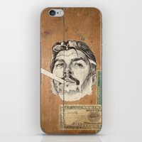 che iPhone & iPod Skins featuring Che by Jason Ratliff