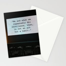 Palabra II Stationery Cards