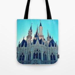Castle Architecture Closeup 1 Tote Bag
