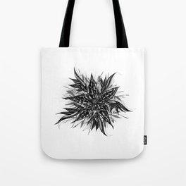 GR1N-FL0W3R (Grin Flower) Tote Bag