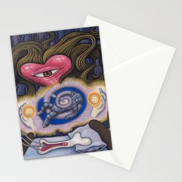 Evagria The Faithful Stationery Cards