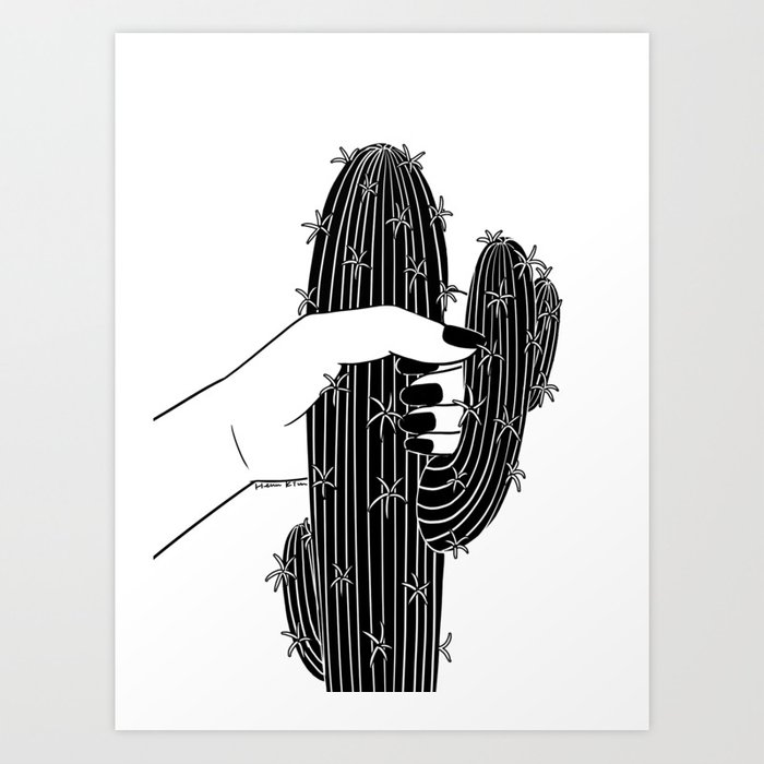 Out Art Print