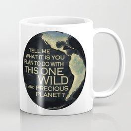 Earth Matters Coffee Mug