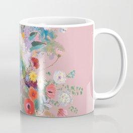 Mixed bouquet of flowers Coffee Mug