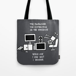 Which One Tote Bag