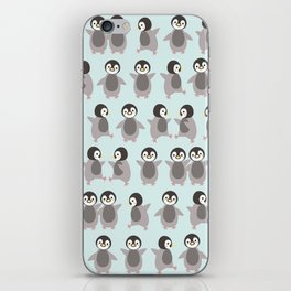 Just penguins iPhone Skin