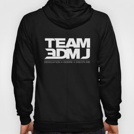 TEAM 3DMJ WHITE Hoody