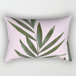 Leaves the nature series Rectangular Pillow