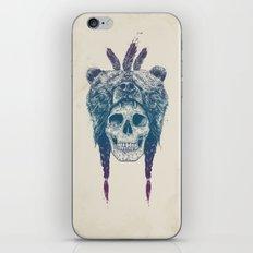 Dead shaman iPhone Skin
