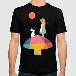 A Wonderful Trip Has Begun T-shirt