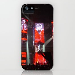 Muse at Prudential Centrer, Newark, New Jersey iPhone Case