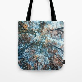 look up 02 Tote Bag